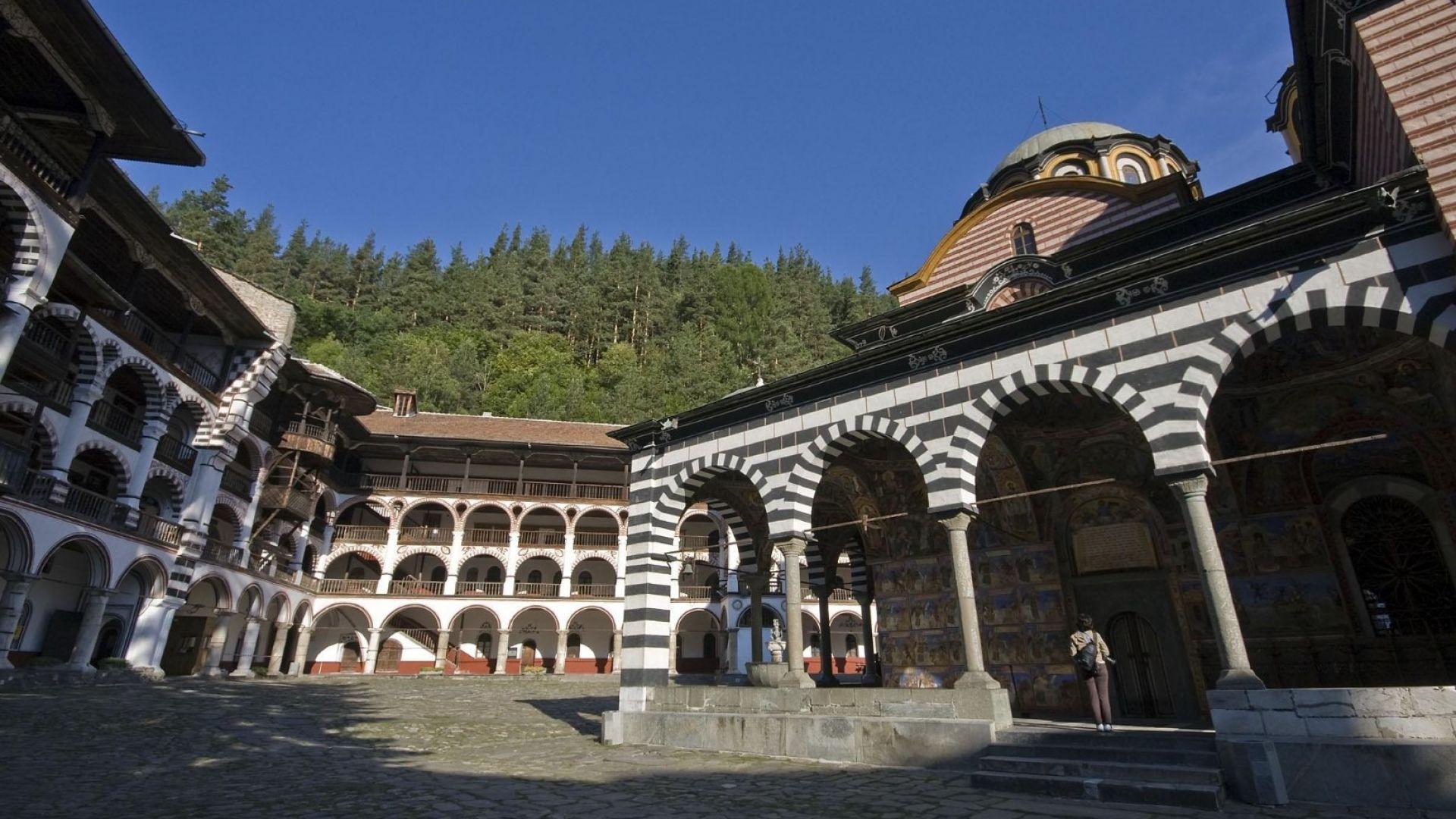 Рилският манастир остава отворен