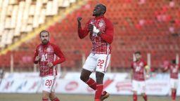 Пълен с новобранци ЦСКА записа най-голяма победа за сезона