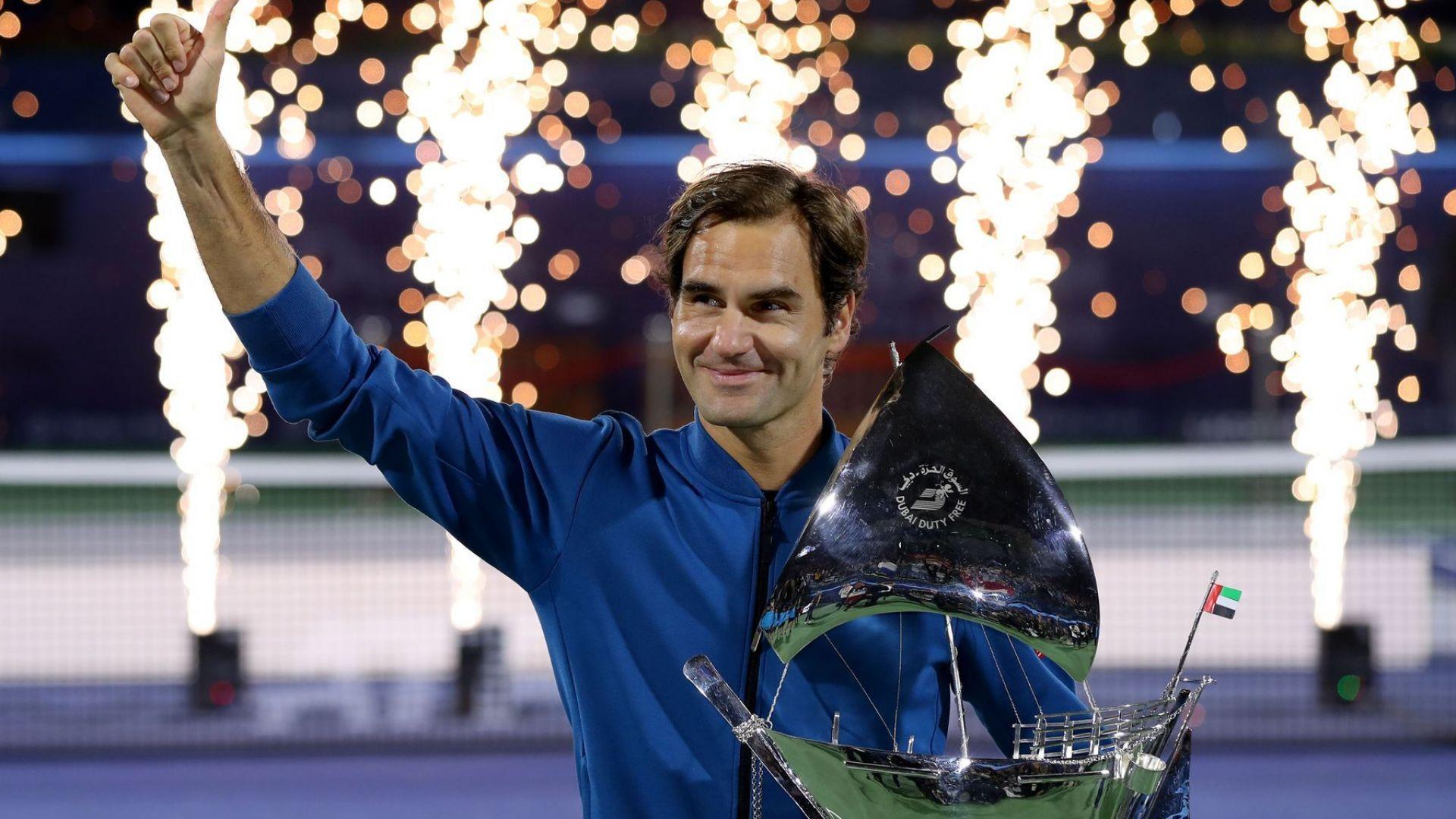 Федерер: За титла №100, има ли съвършен тенисист и кога ще се откаже