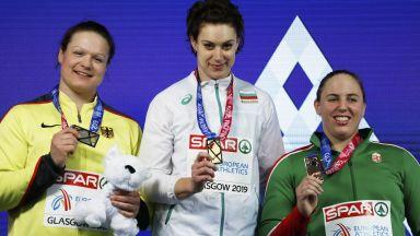 Европейска титла за България в леката атлетика навръх 3 март