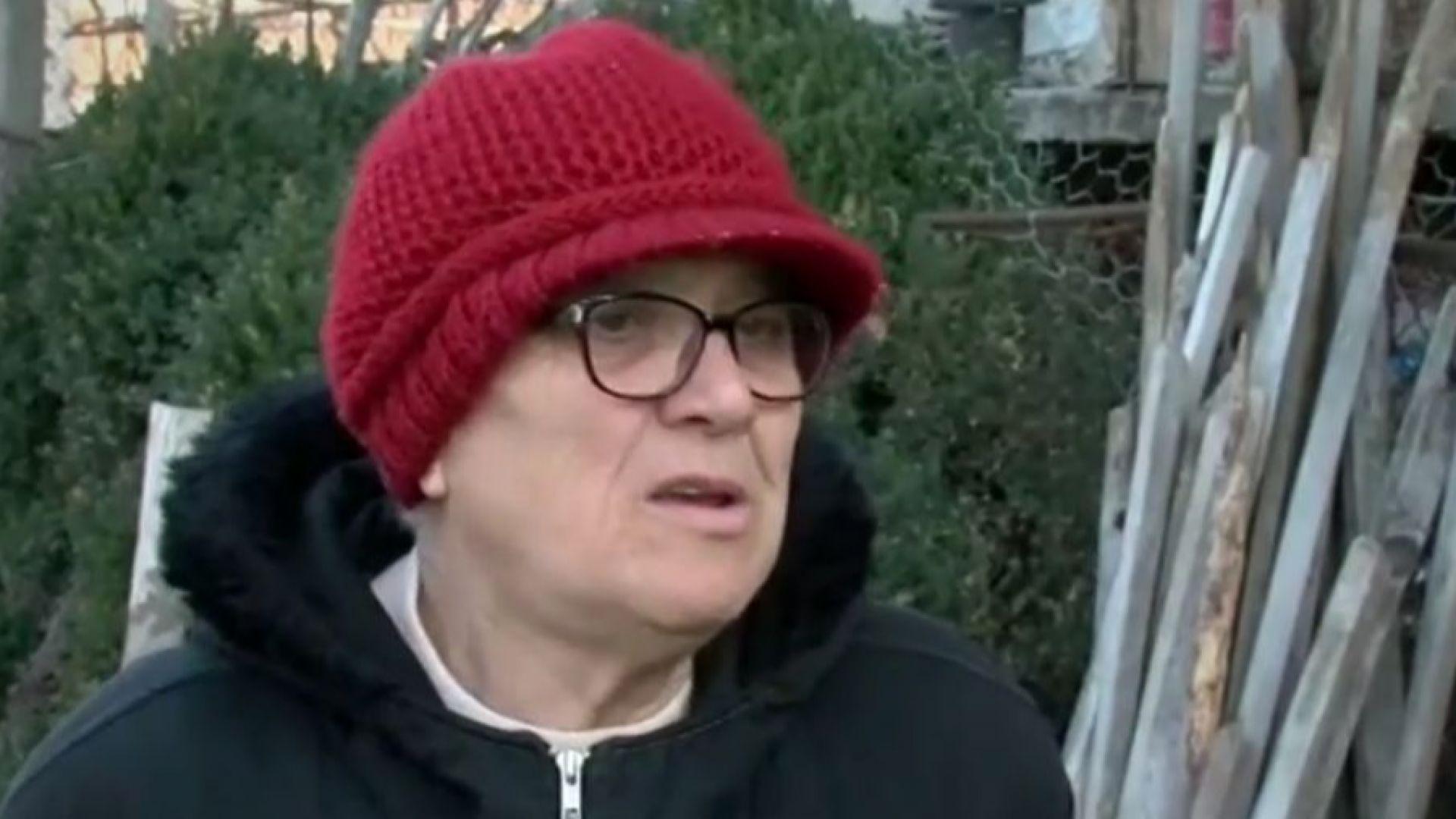 Млада двойка спаси възрастна жена от пожар в къщата й