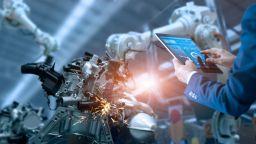 Движението на еуглените заляга в ново поколение роботи