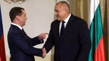 Медведев: Изтребители винаги ще има, важното е в България да дойде газ