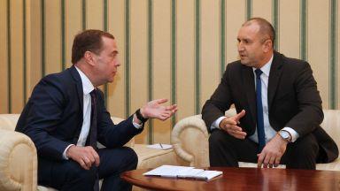 Радев: Българо-руският диалог може да помогне за възстановяване на доверието между ЕС и Русия