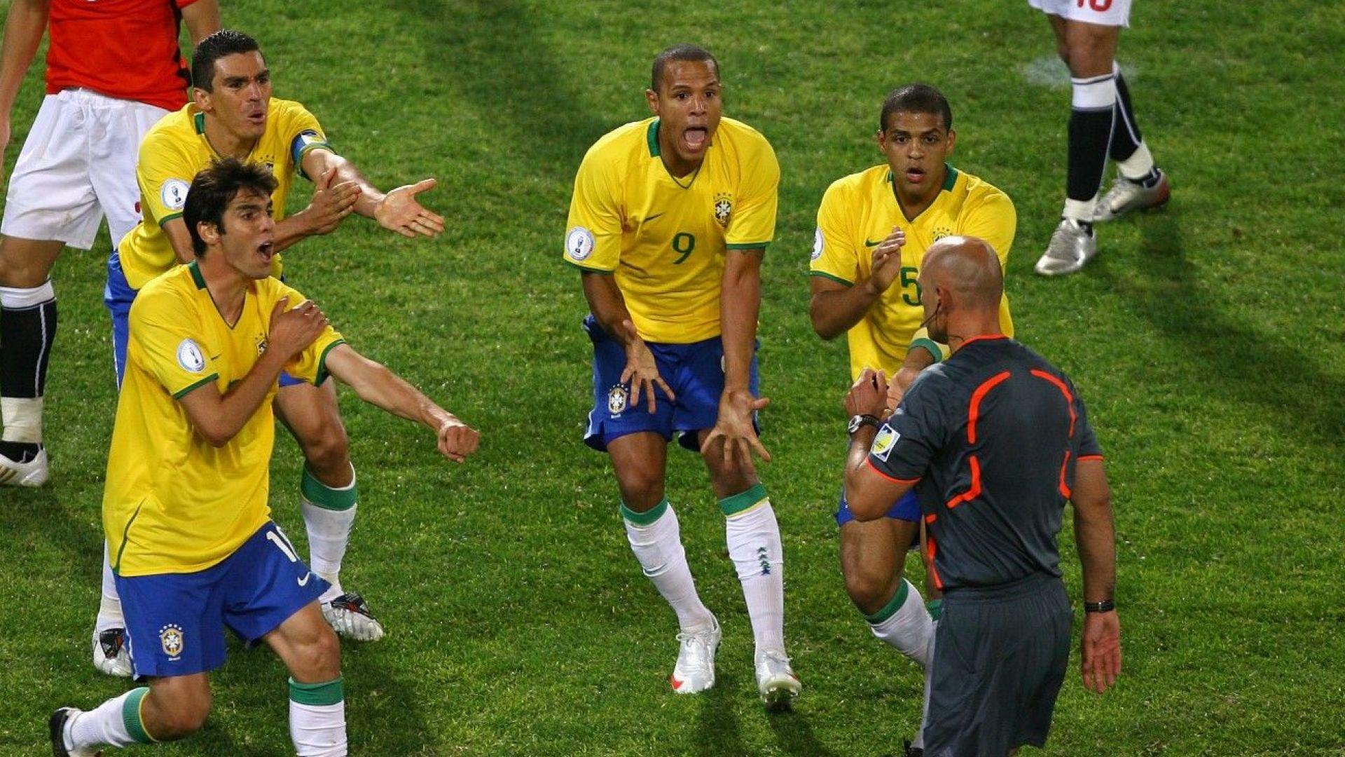 Готвят се сериозни промени във футболния правилник