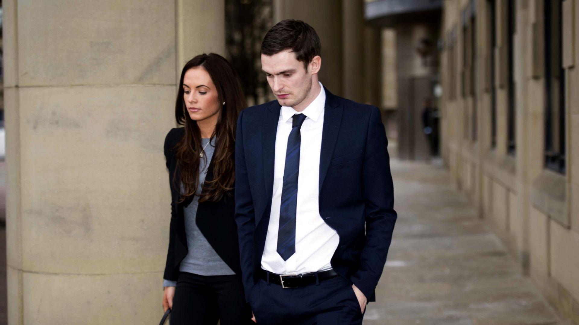 Напускащият затвора Джонсън няма да получи оферта от английски клуб