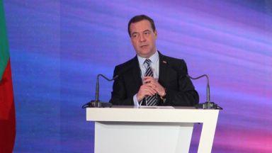 Дмитрий Медведев: Половин милион руснаци идват у вас, 300 хиляди имат имоти