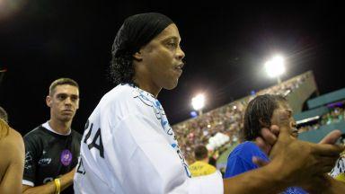 Роналдиньо даде първо интервю след ареста и престоя в затвора