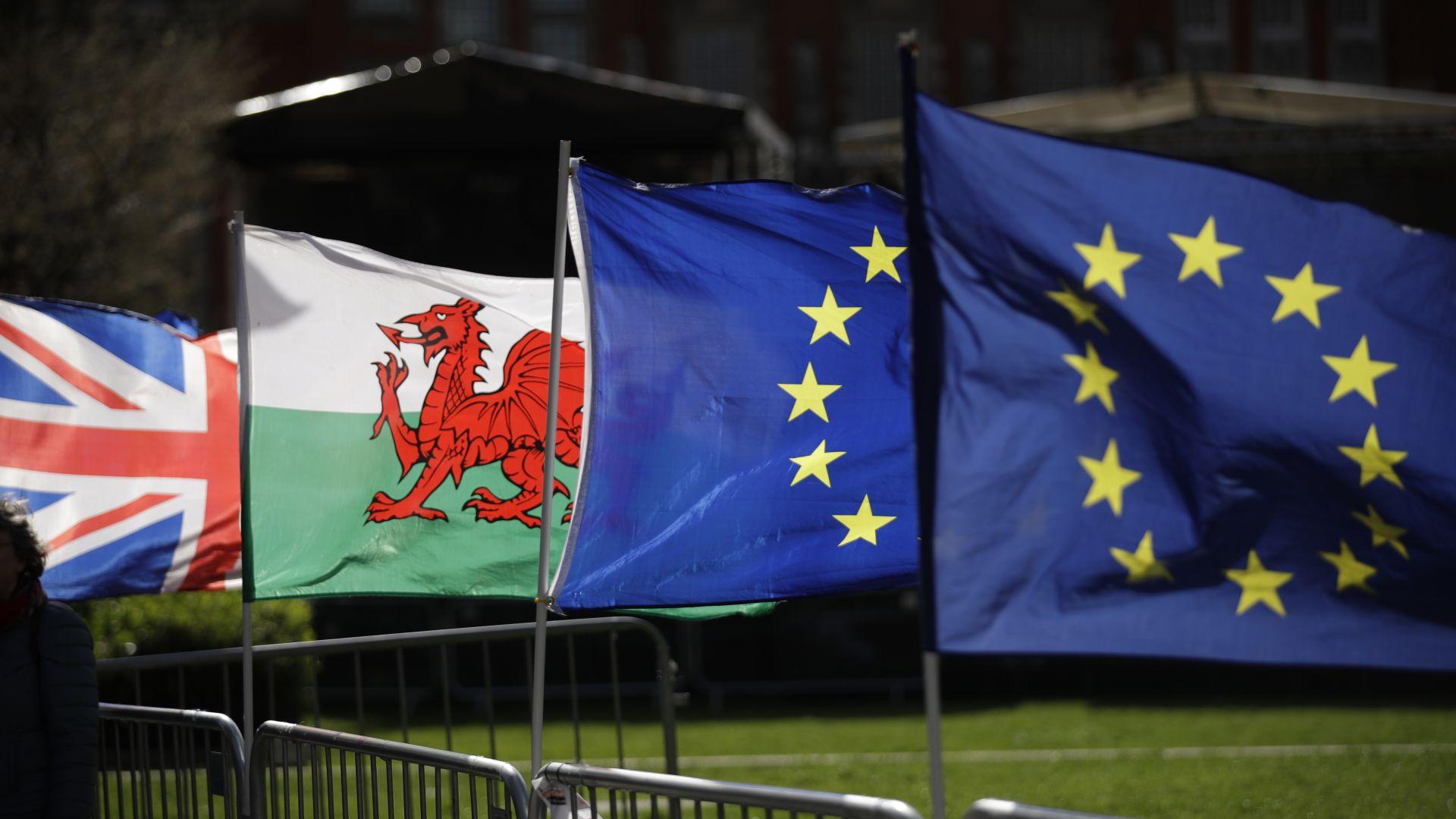 ЕС прие извънредни мерки за варианта Брекзит без споразумение