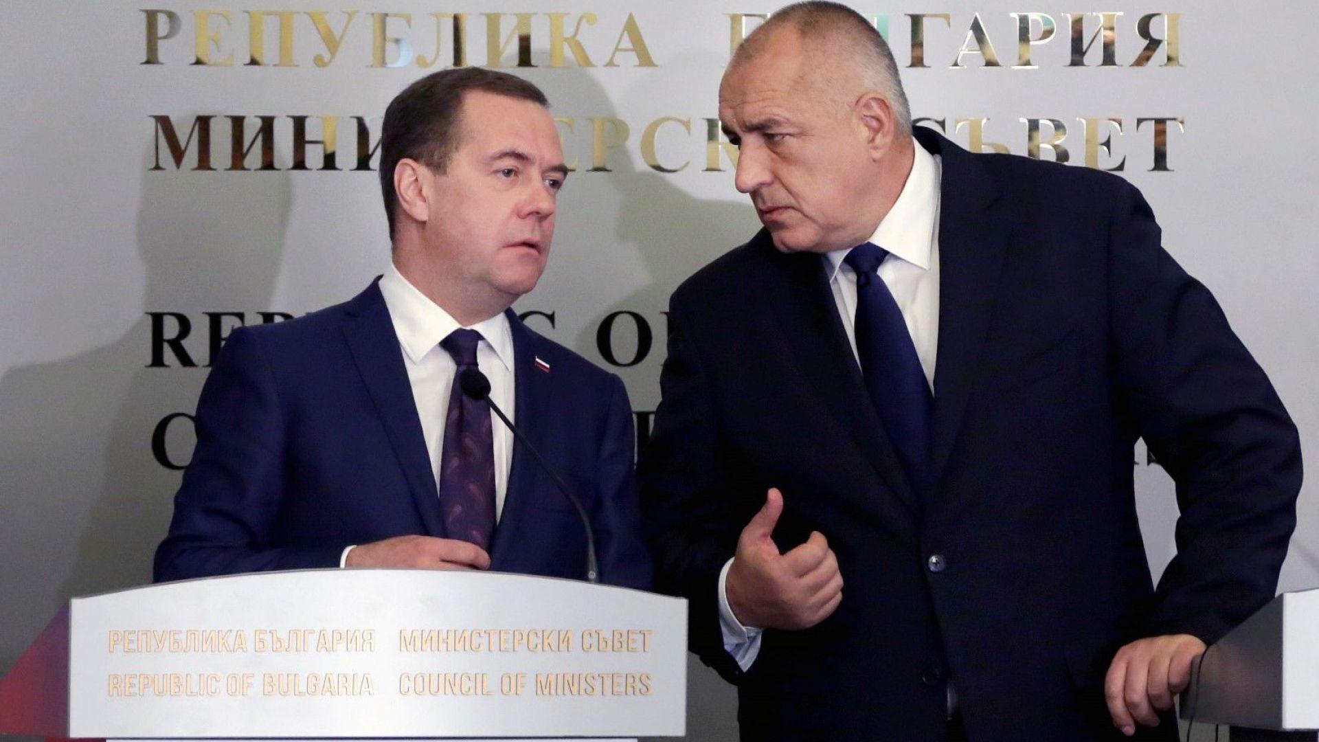 """""""Правда"""" отбеляза """"прагматичния"""" подход на България към отношенията с Русия"""