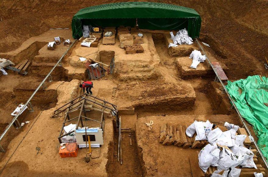 """Гръбницата, където е открит """"елексира на безсмъртието"""""""
