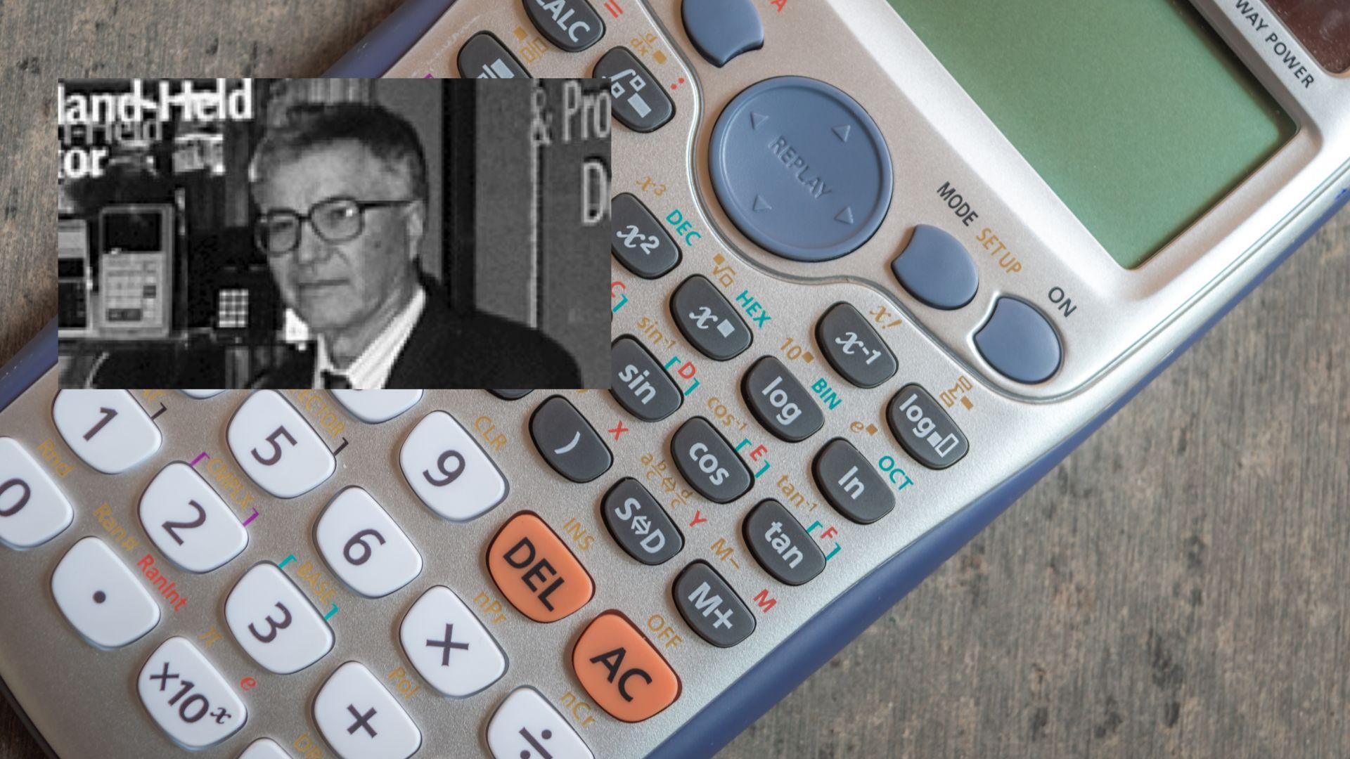Почина един от създателите на калкулатора (видео)