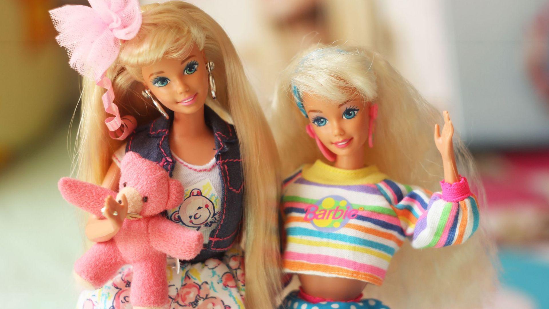 Неостаряващата Барби навърши 60 години (галерия)
