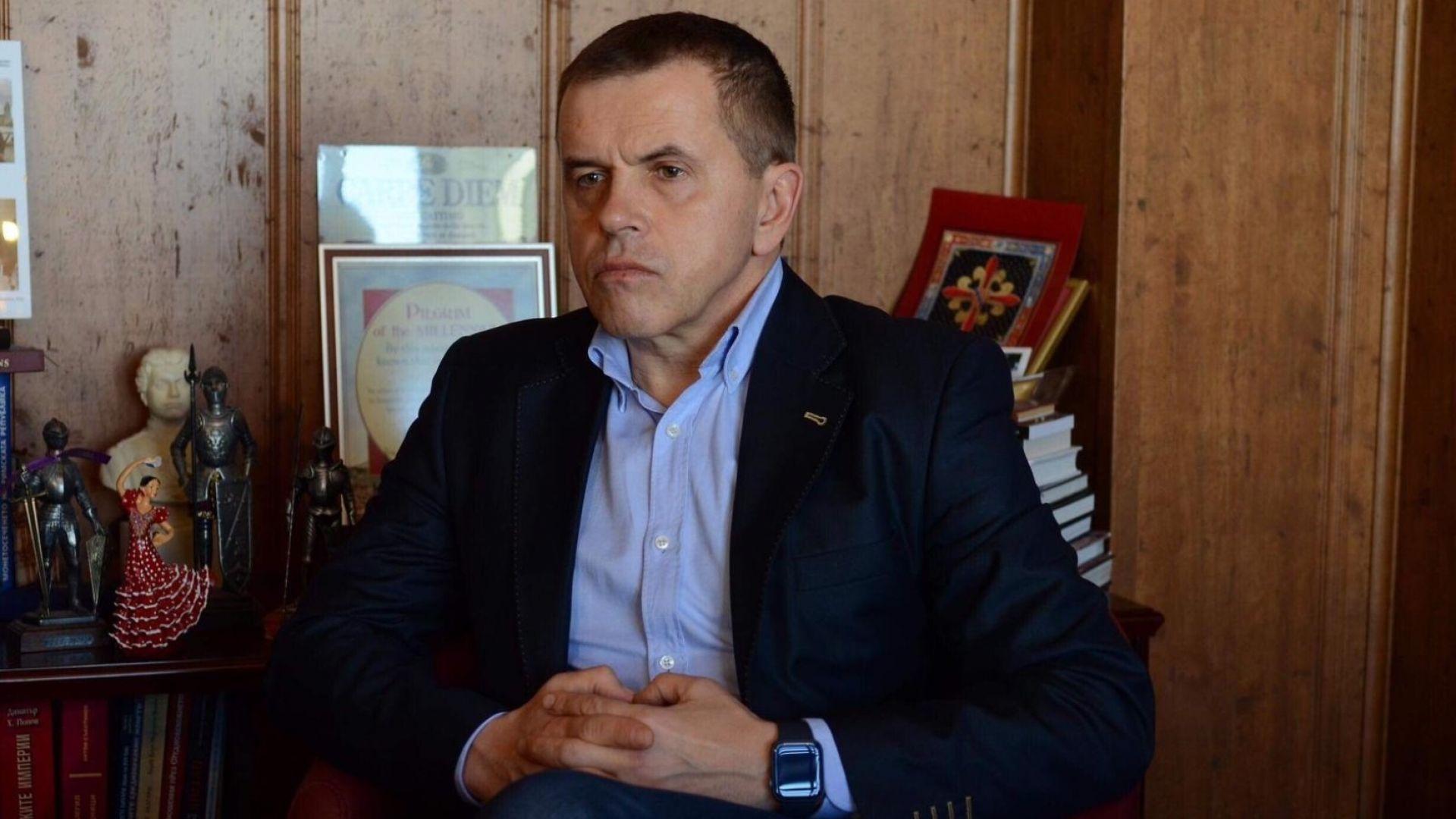 Димитър Абаджиев стана първият български посланик в Саудитска Арабия