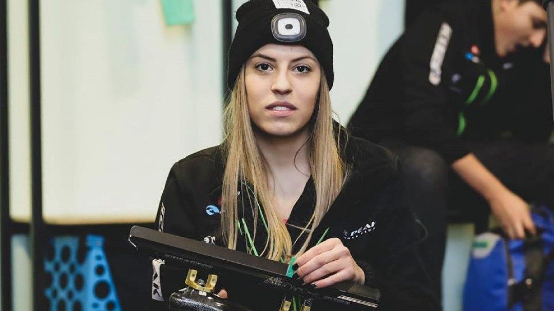 Най-добрата ни състезателка стартира само в щафетата на Световното в София