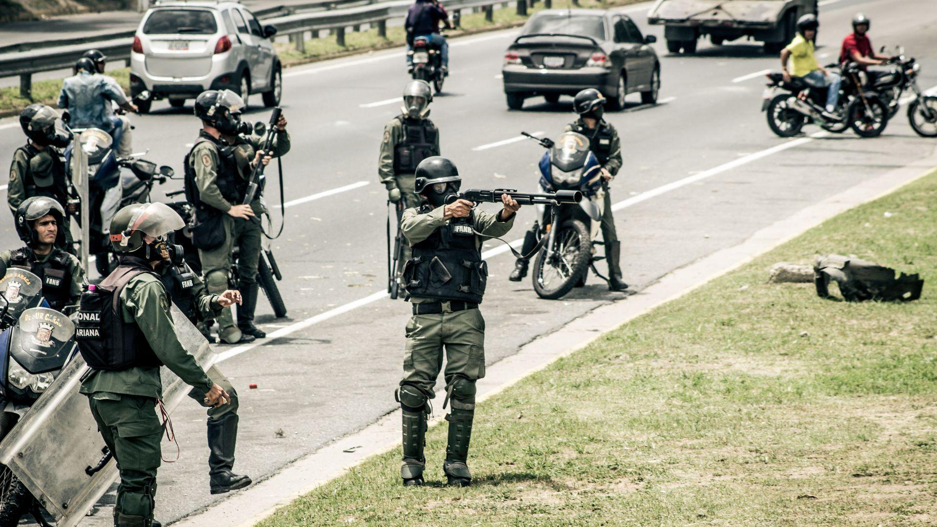Американски журналист е арестуван във Венецуела
