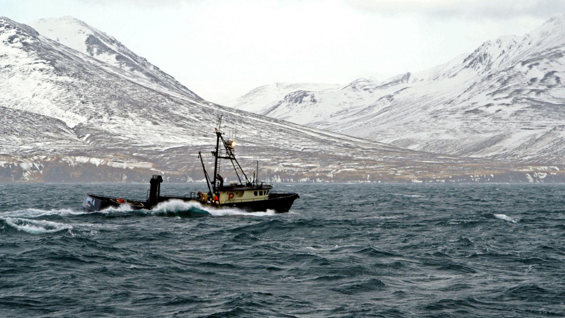Арктика става плавателна за все по-дълъг период