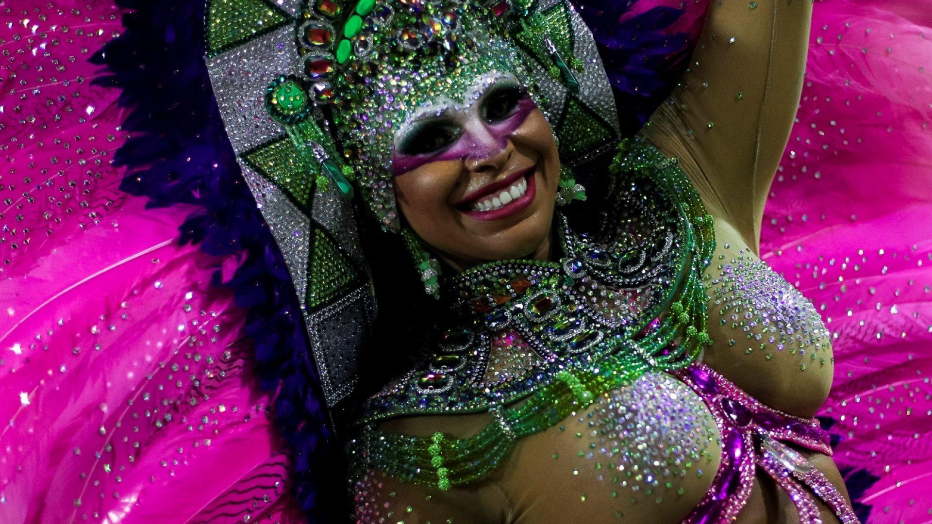 Карнавалът в Рио си има своя голям победител