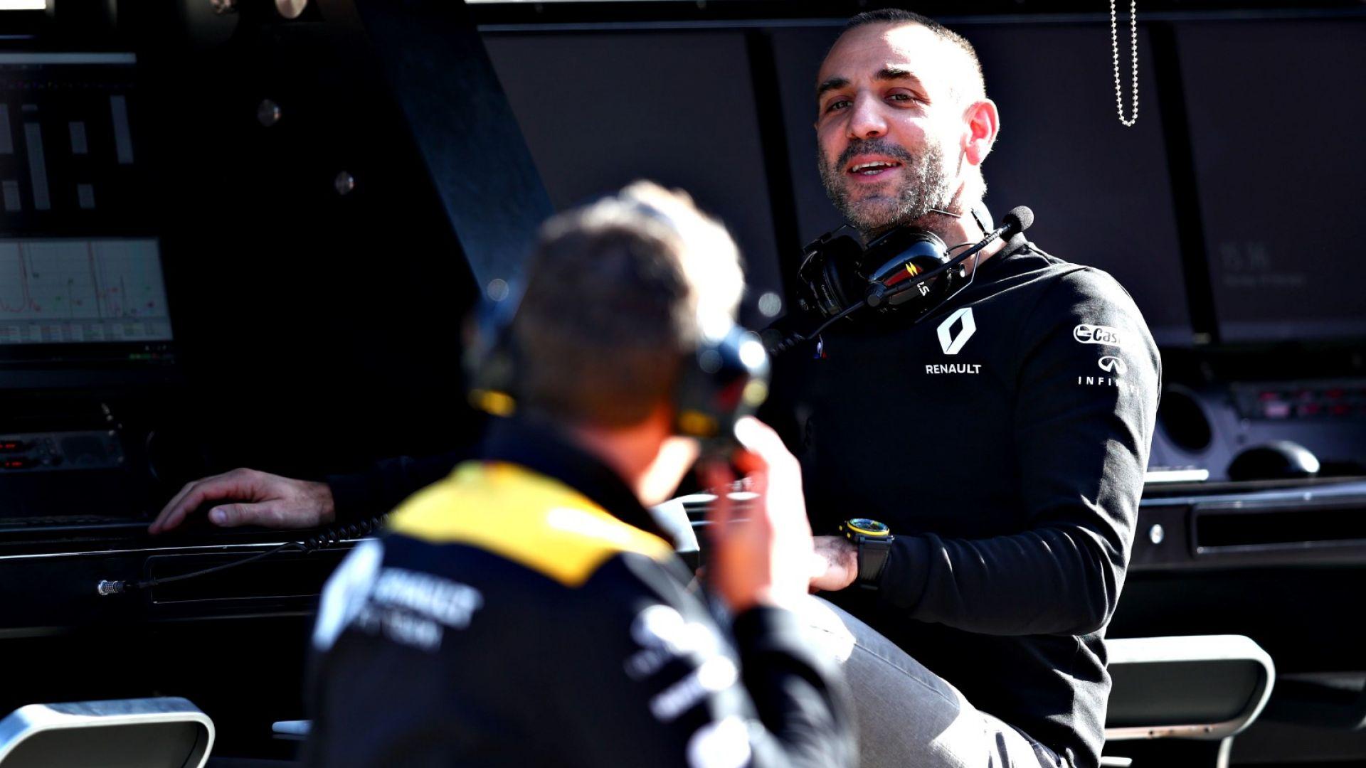 От Рено скочиха на новата тенденция с дъщерни отбори във Формула 1