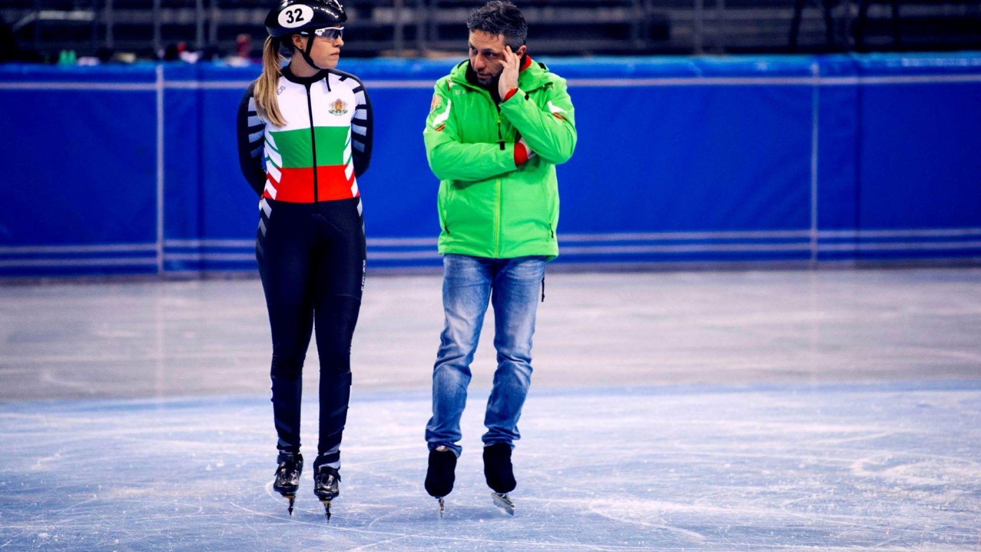 Звездата ни на леда: Сърцето ми е разбито, но ще участвам заради България