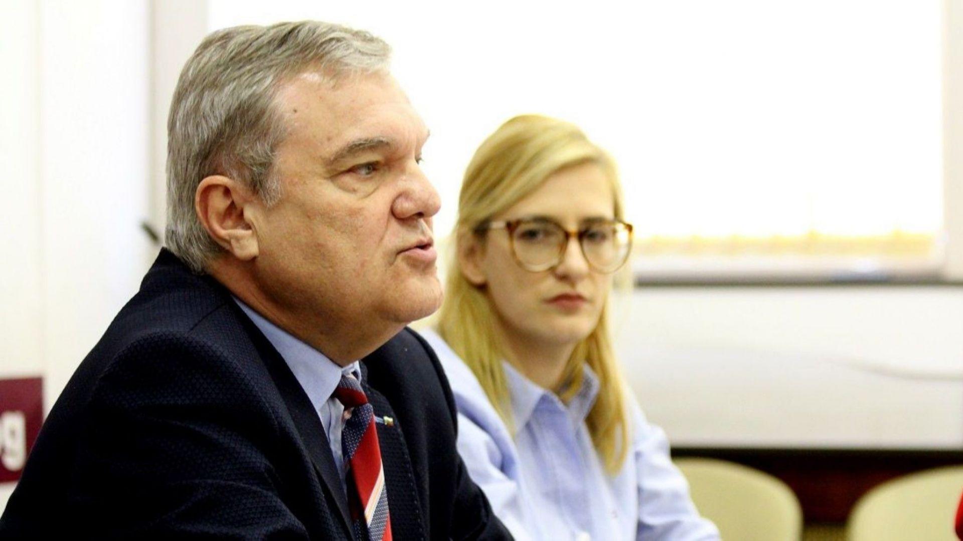 Румен Петков: Темите, дискутирани със Столтенберг, трябва публично да бъдат анализирани в НС