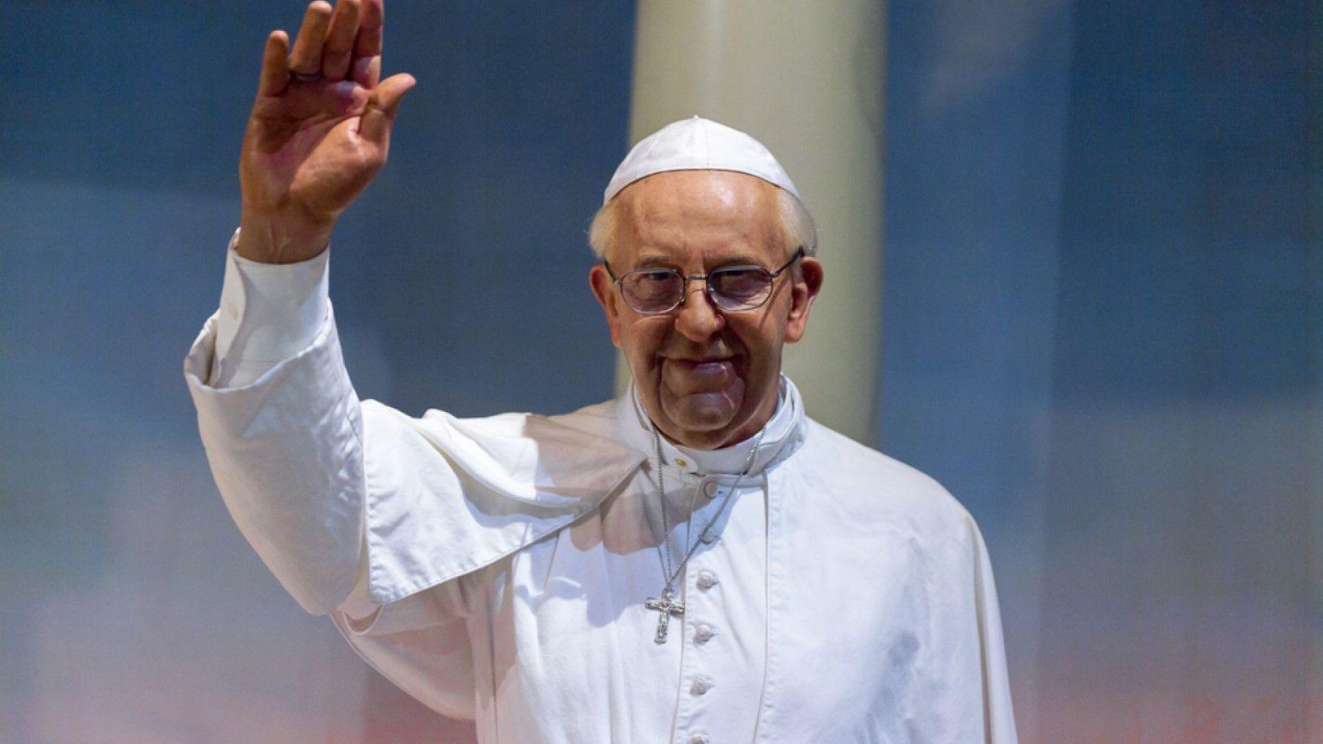 Апостолическото пътуване на Негово светейшество папа Франциск в България ще