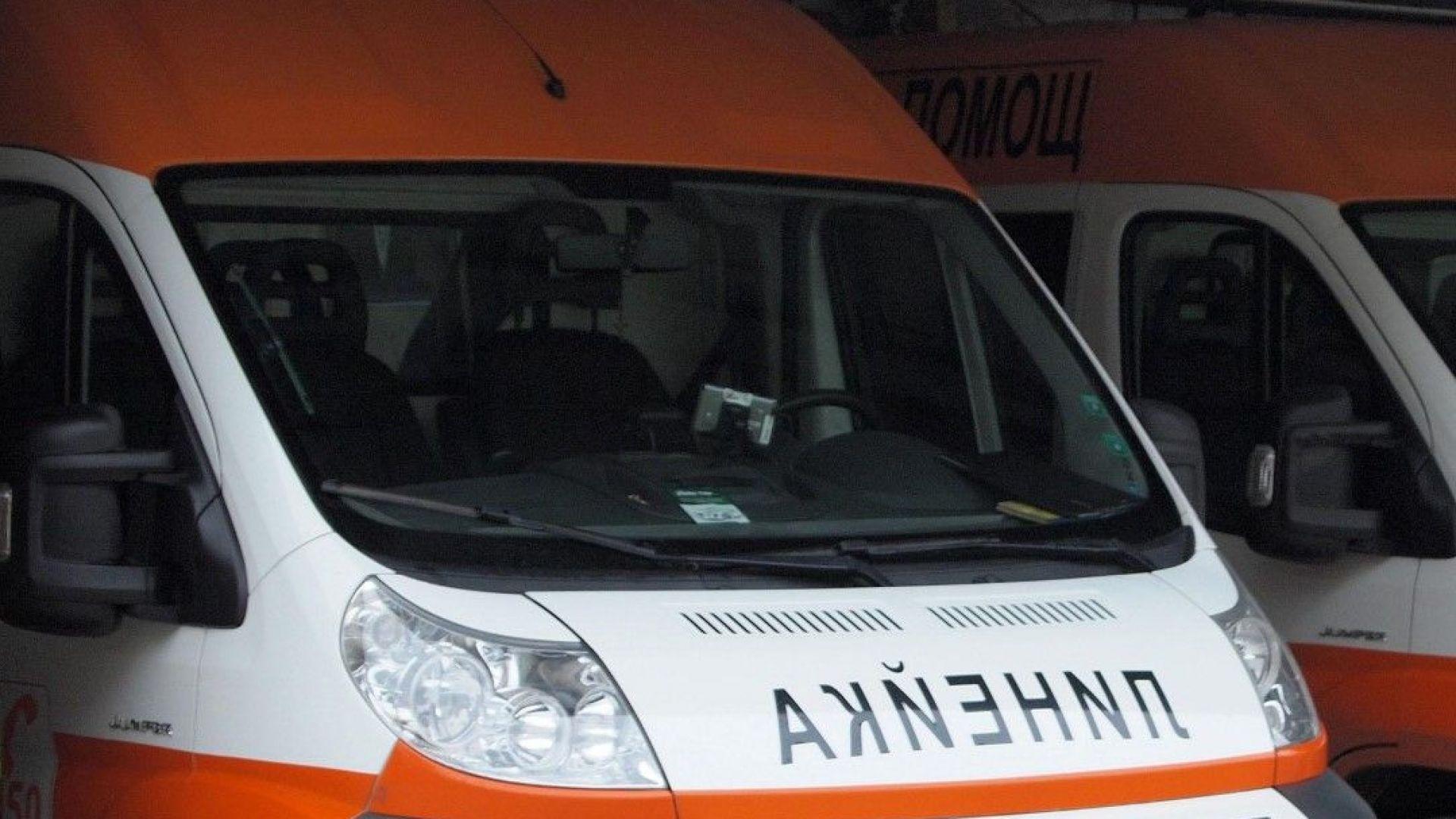 Машинни валове смазаха крака на работник в Благоевград