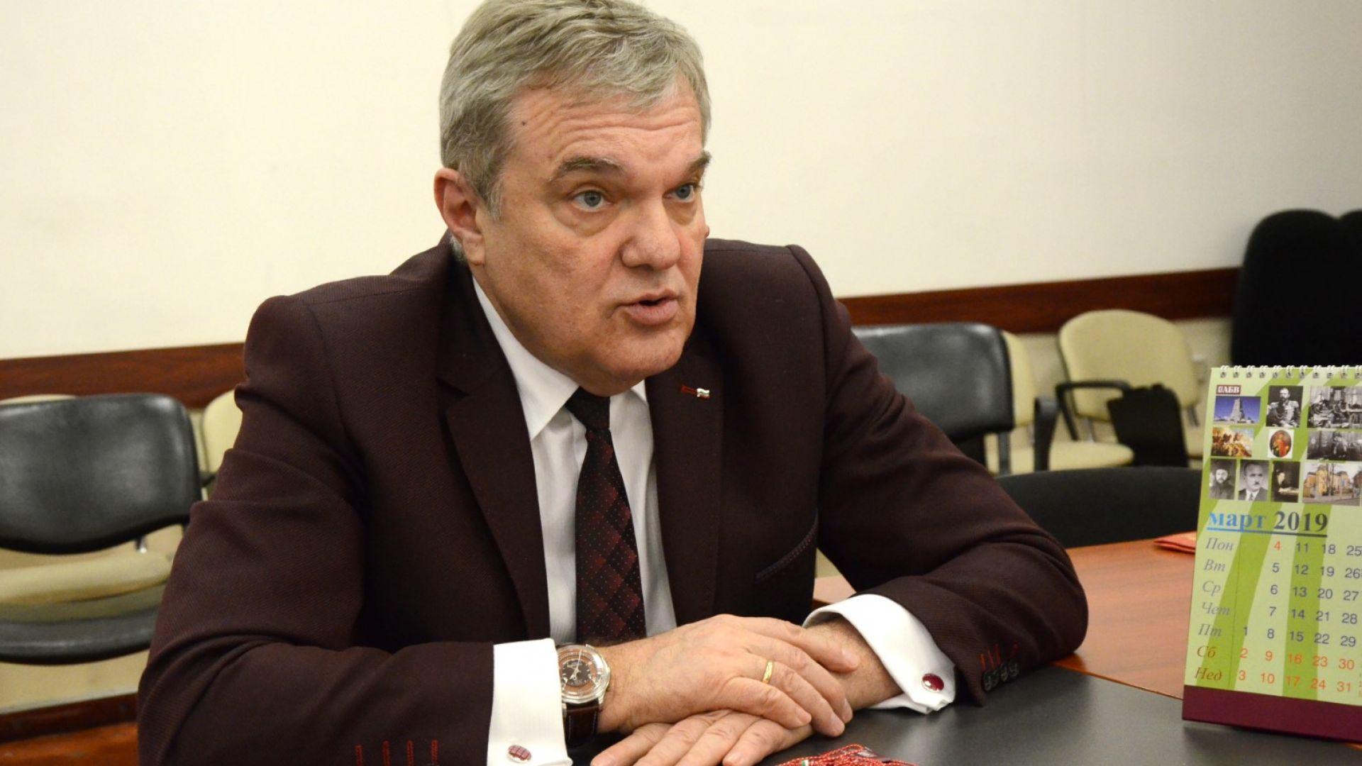 Румен Петков: Провал на левицата в България на тези избори
