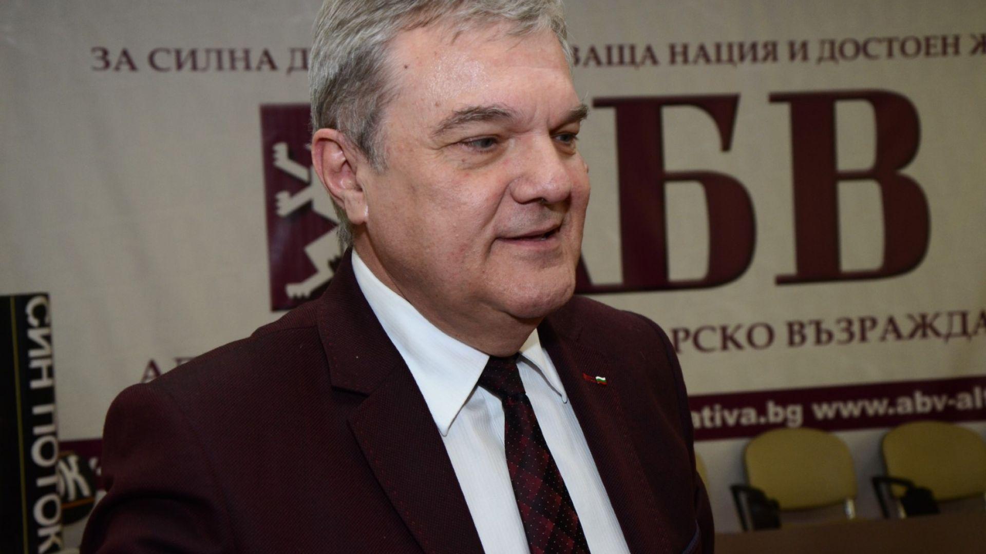 """Румен Петков: Не разбирам реакцията на БСП, след като се е отказала от името """"Коалиция за България"""""""