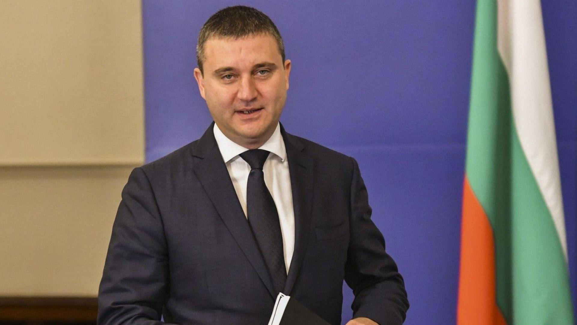 Владислав Горанов: Ще приемем еврото при курс 1,95583 лв. за евро