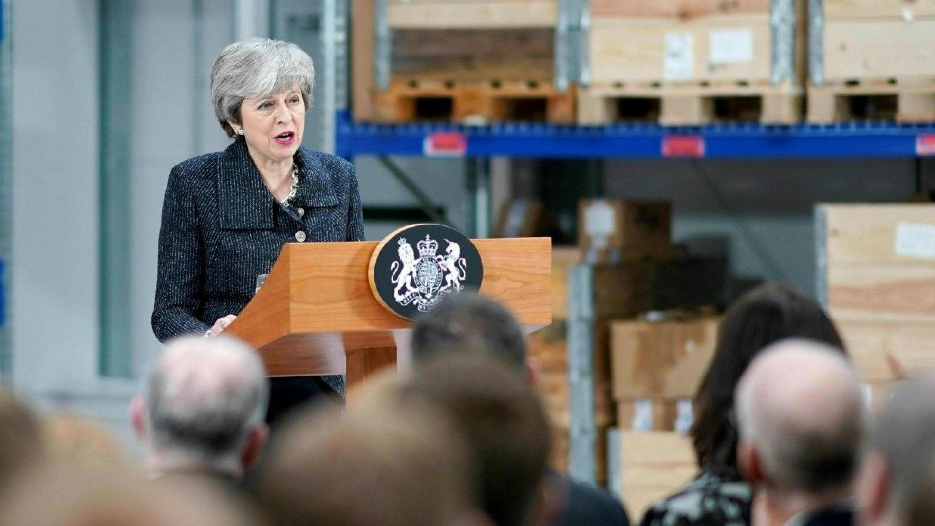 Тереза Мей: Може и никога да не напуснем ЕС