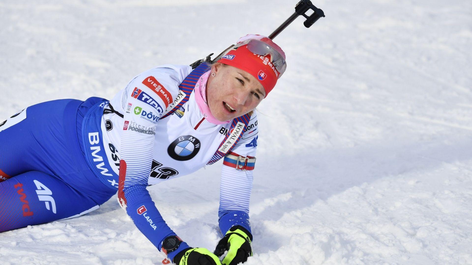 Анастасия Кузмина стана световен шампион в коронната си дисциплина