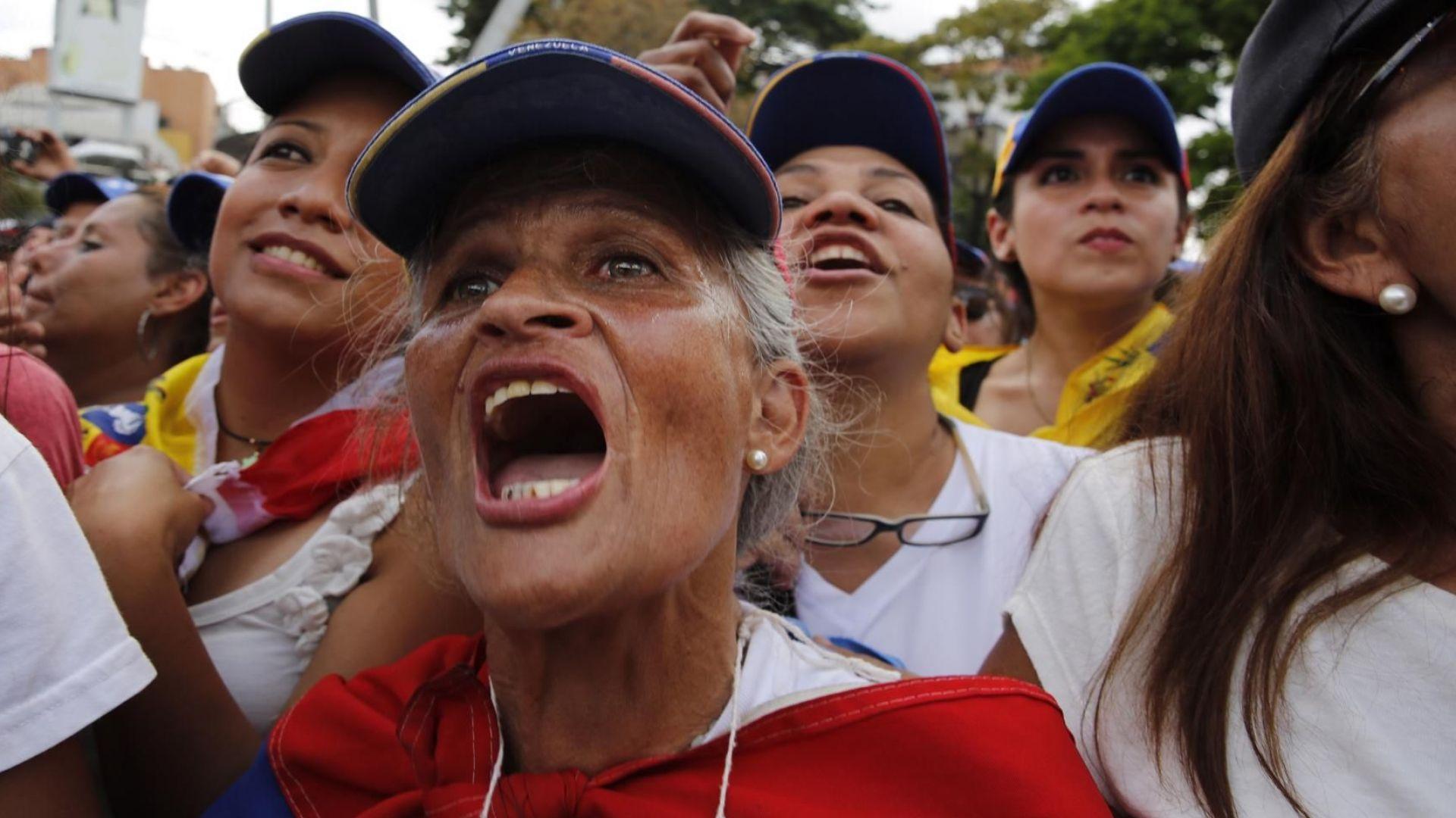 САЩ обмислят санкции срещу държави, поддържащи Мадуро