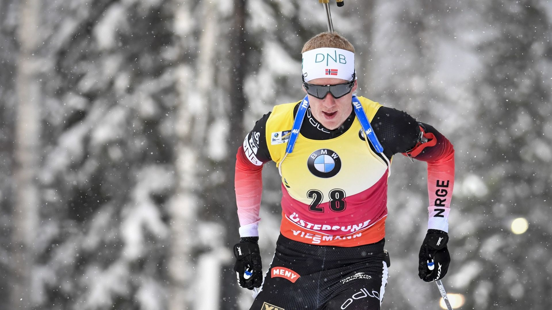Тингес Бьо със Световната титла в спринта, Анев влезе в топ 30