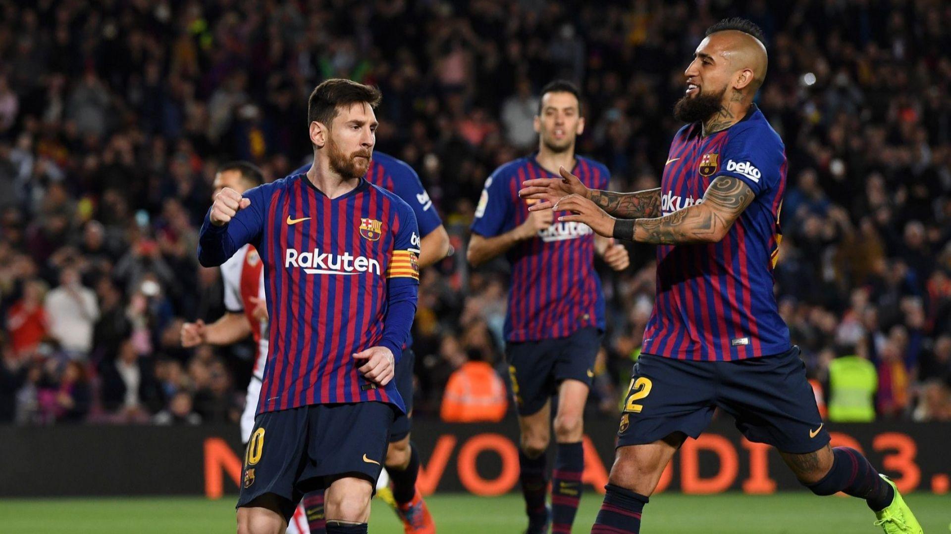 Барселона с обрат над мадридски съперник