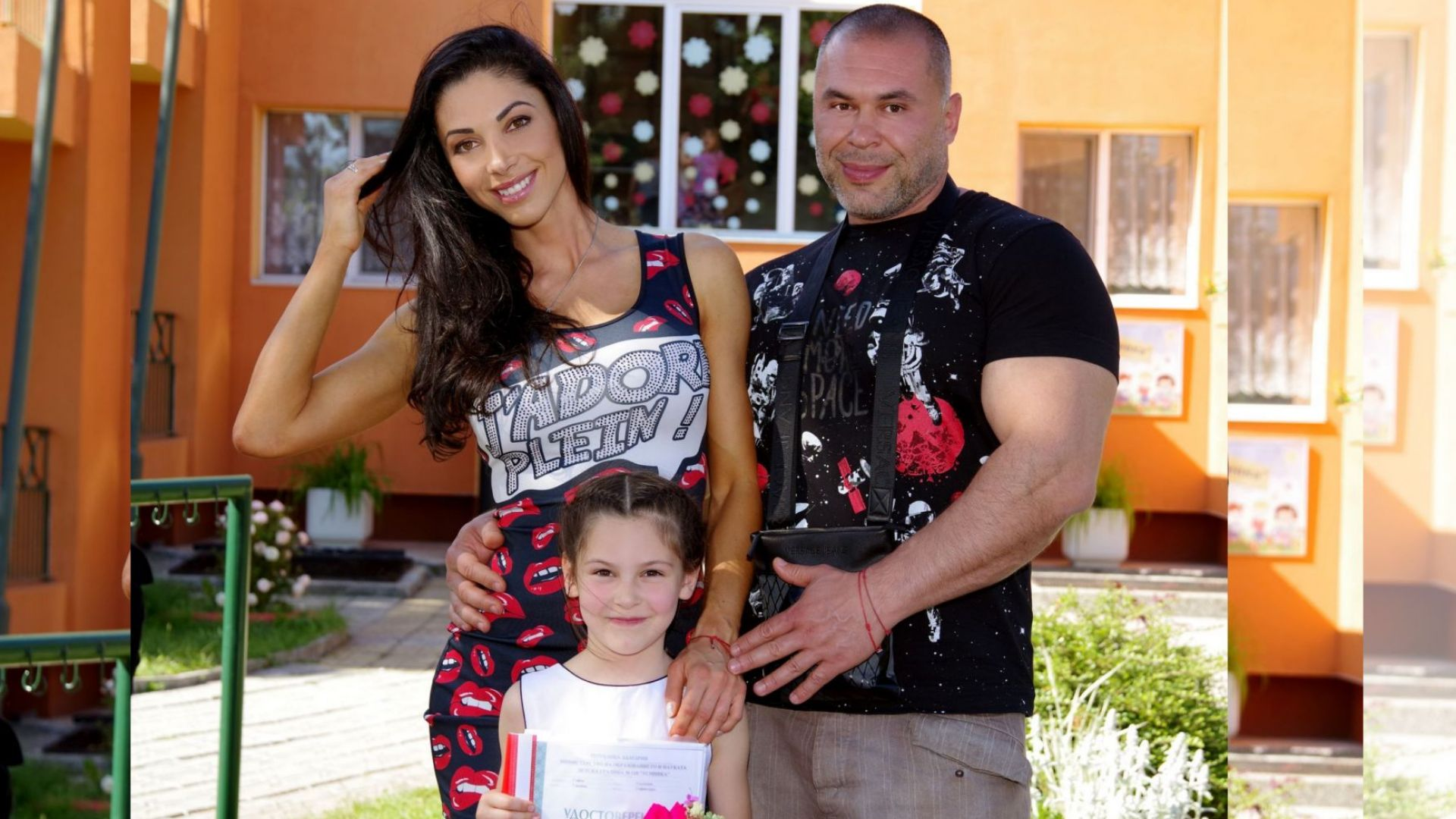 Биляна Йотовска пред Dir.bg: Задължително започваме деня си със семейна тренировка