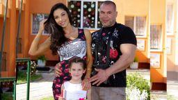 Биляна Йотовска: Задължително започваме деня си със семейна тренировка