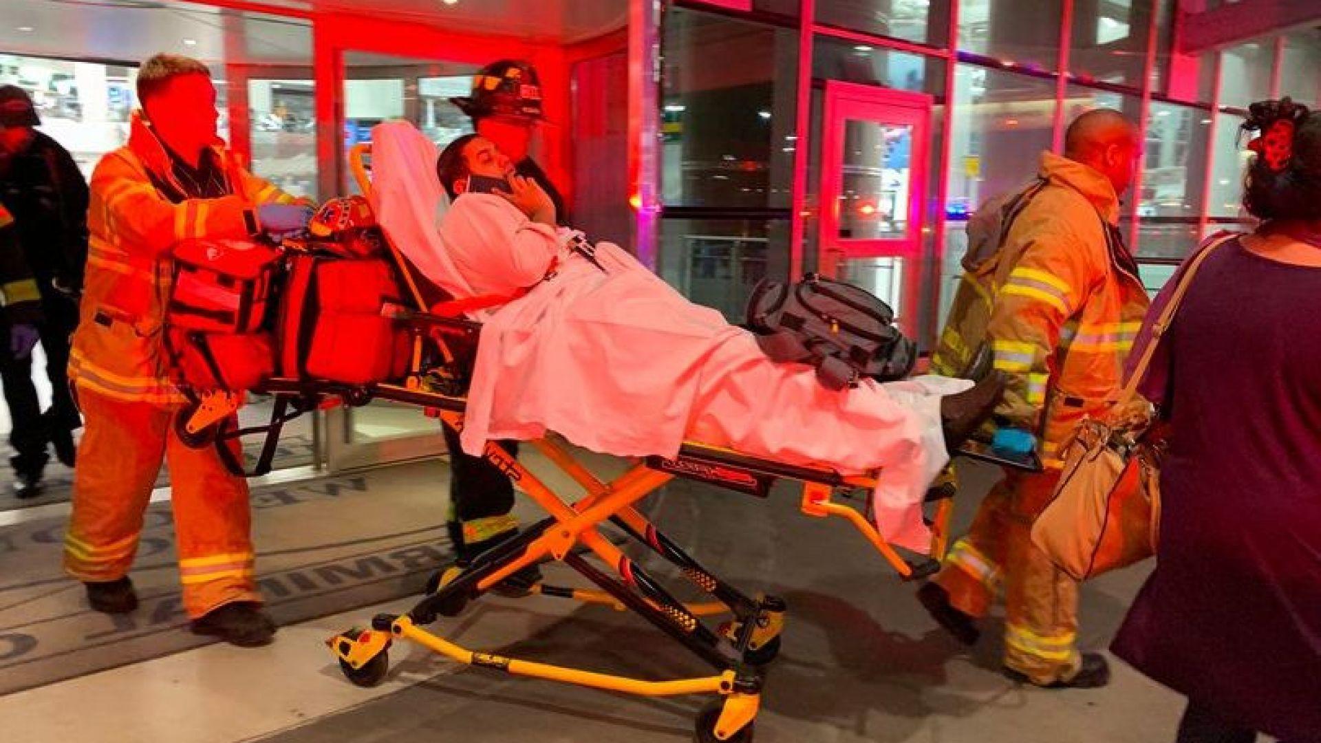 30 души пострадаха след кошмарна турбуленция в пътнически самолет
