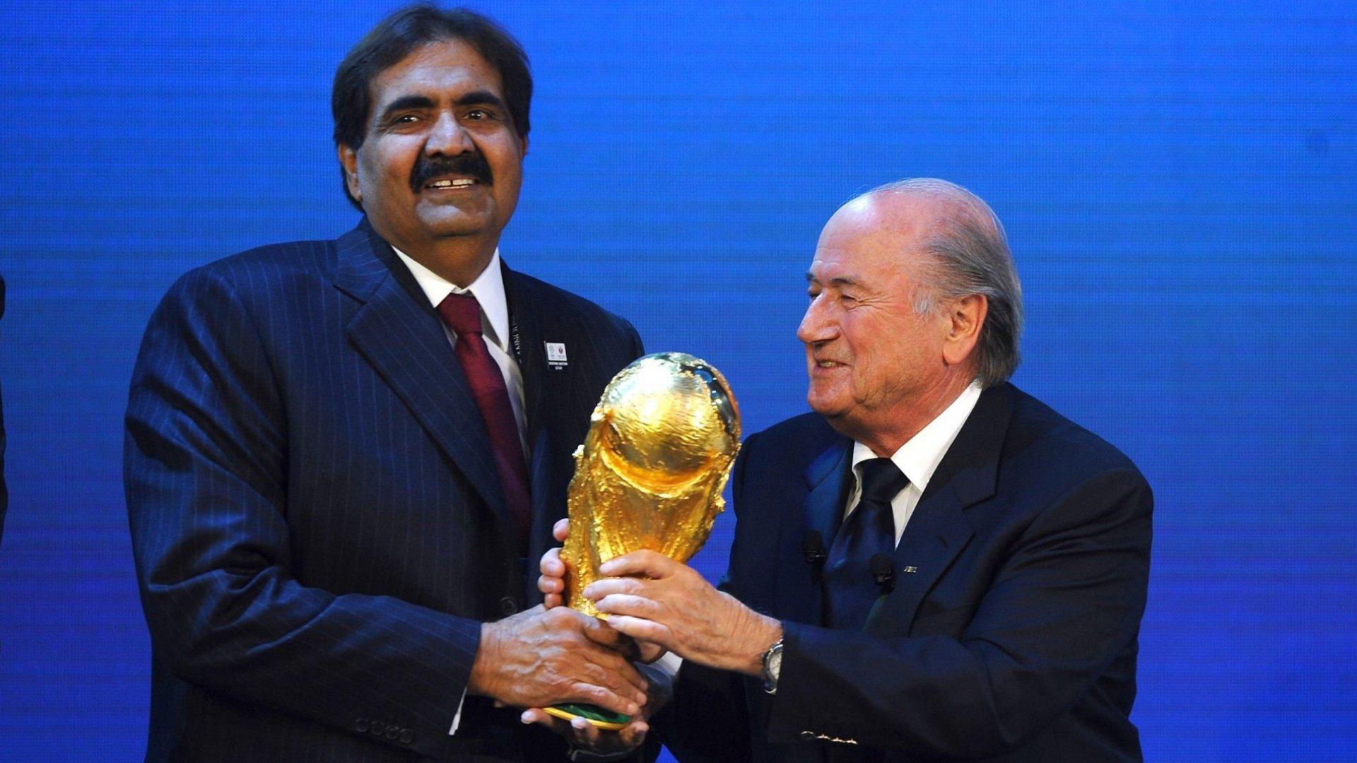 Катар си купил Мондиала с 880 милиона долара