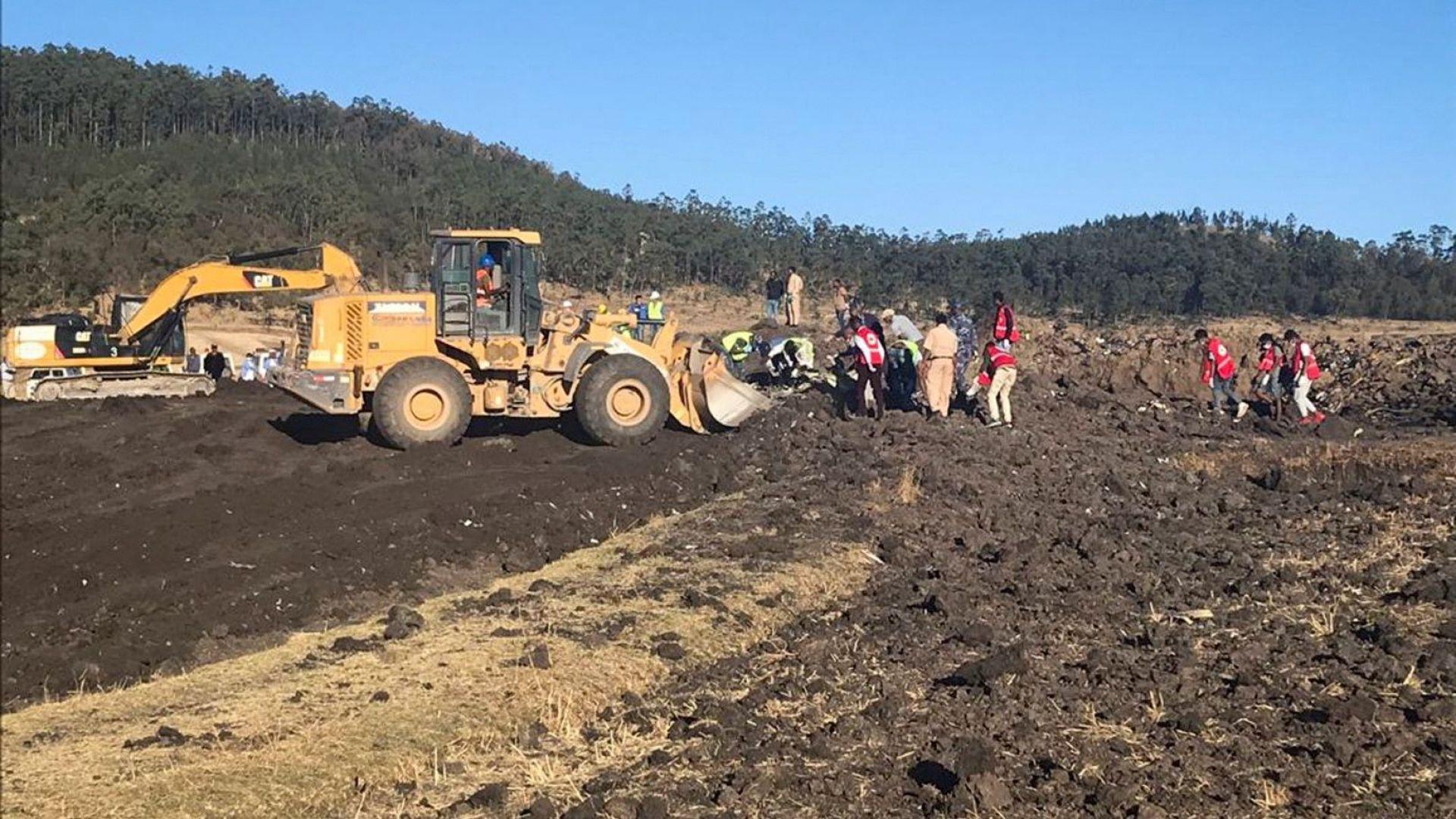 Сред жертвите на самолетната катастрофа в Етиопия има най-много граждани