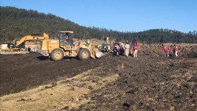 Пилотът на разбилия се самолет е съобщил за проблеми и е поискал връщане в Адис Абеба