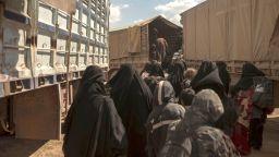 Косово върна семейства на джихадисти, заминали за Сирия