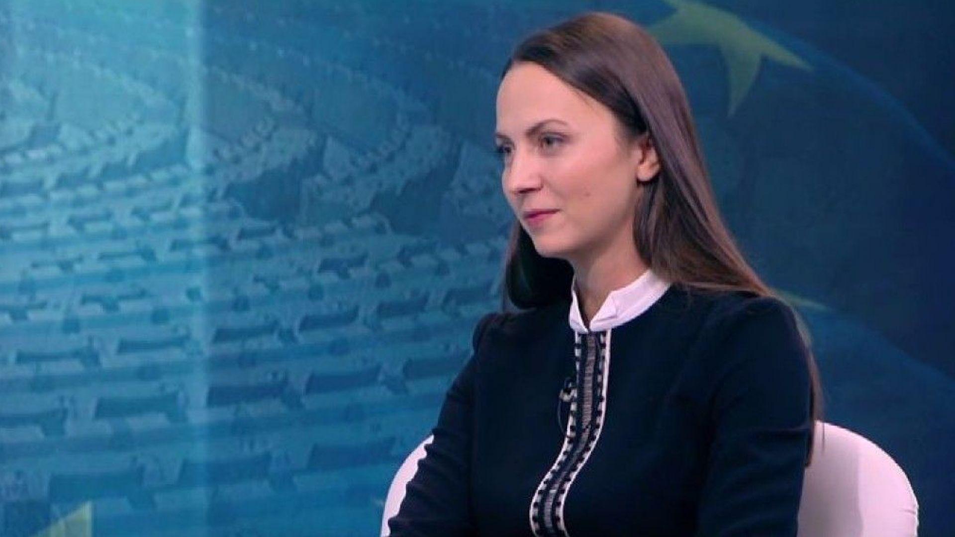 Ева Майдел: В България ще спестим €60-70 млн. на година от по-ниските такси за банкови преводи в евро