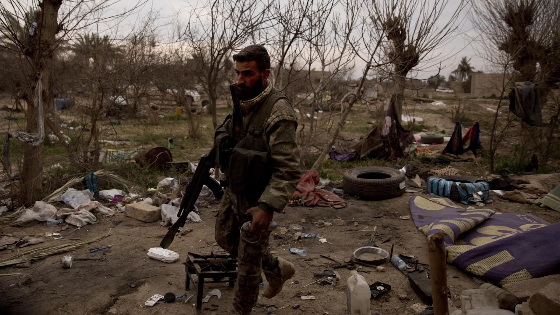 """Последна битка с """"Ислямска държава"""" в Сирия"""