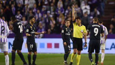 Реал спечели странен мач след седмицата на ужасите