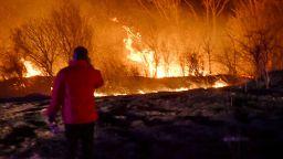 Рекорд: 645 пожара са бушували в страната на Сирни Заговезни
