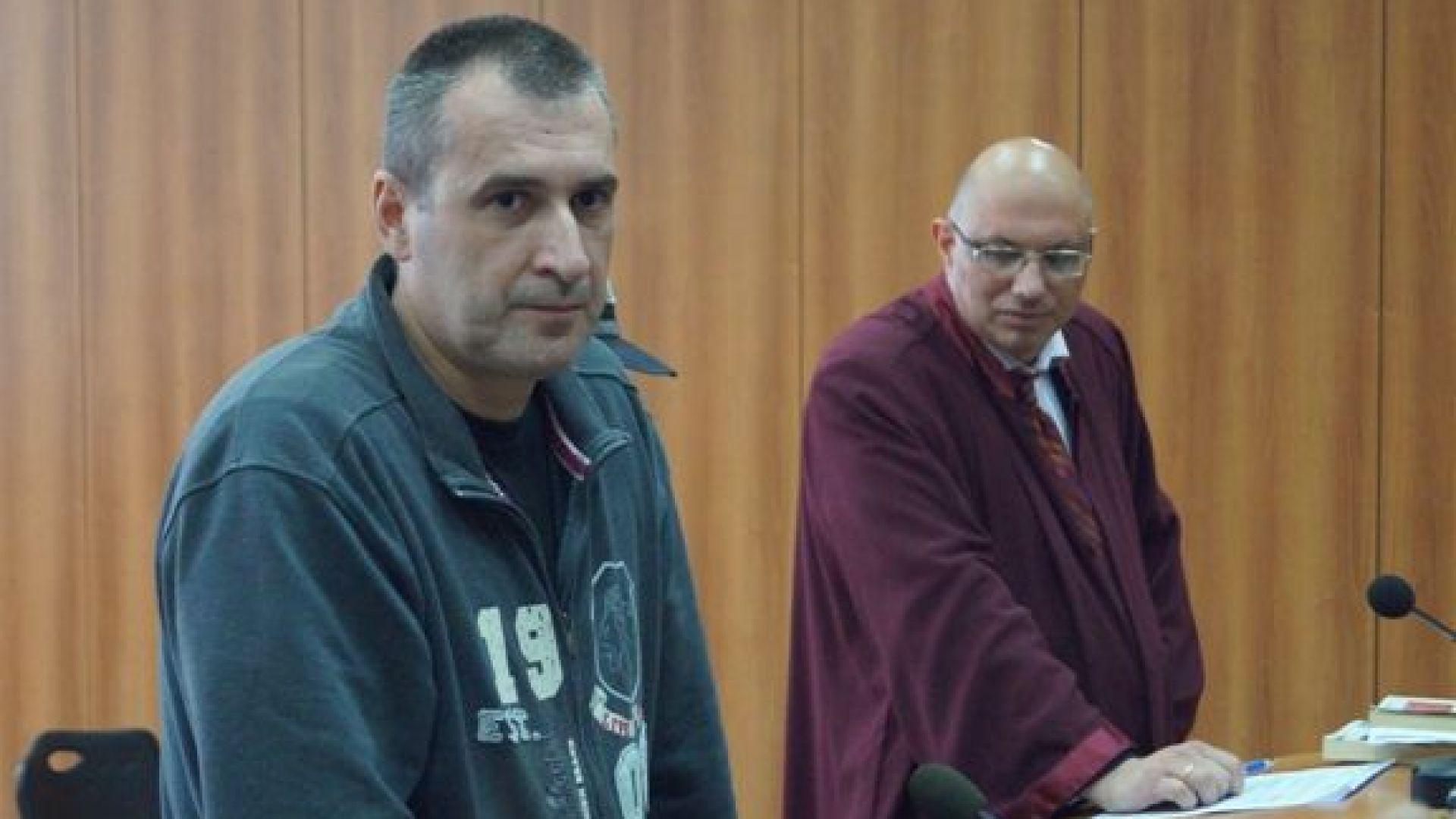 ВКС върна делото срещу бившия полицай Венцеслав Караджов, убил родителите си