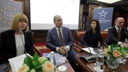 Цветанов: България не е готова за хибридни атаки, а трябва да се защитим за евроизборите