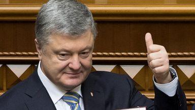 Петро Порошенко потвърди, че Украйна ще разработи ракетно оръжие