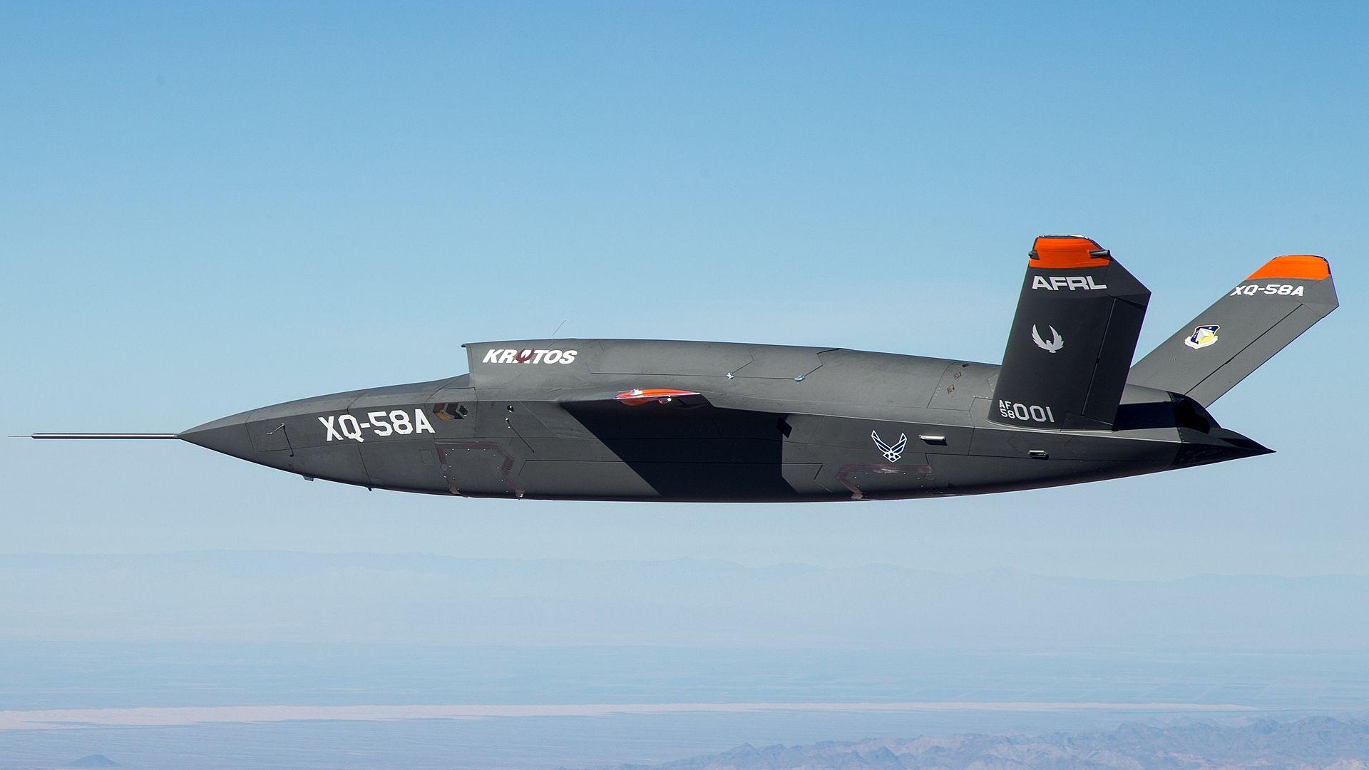 """""""Полетът на валкирията"""" - новият дрон на САЩ дебютира във въздуха"""